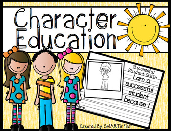 Character Education Activity Packet