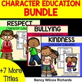 Anti-Bullying, Respect, Kindness, Character Education BUNDLE