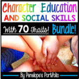 Character Education BUNDLE / Social Skills BUNDLE  - Activities and Lessons