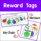 Character Education Brag Tags & Bookmarks