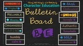 Character Education Bulletin Board