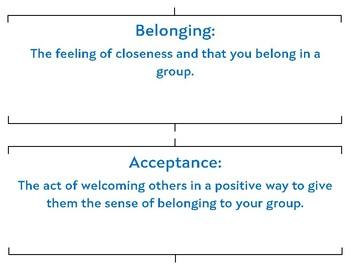 Character Education Bulletin Board