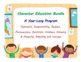 Character Education - A Year-Long Program