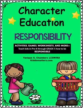 Character Education Lessons Bundle