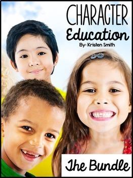 Character Education Bundle-- {a GROWING bundle}