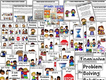 Character Education & Social Skills Curriculum Bundle for Little Learners