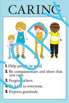 Character Education - CARING