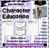 Character Education, Character Counts, Character Traits