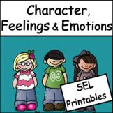 Character Education: Character, Emotions, & Feelings