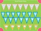 Character Education - Character Trait Pennant Banners