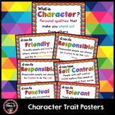Character Traits Posters