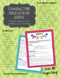 Character Education: Class Meeting Teacher Guide