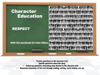 Character Education Combo Pack