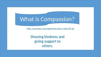 Character Education: Compassion