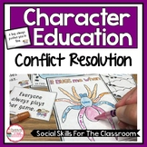 Character Education   Conflict Resolution Activities