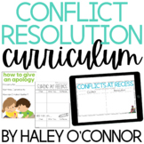 Social Emotional Learning: Conflict Resolution {Lesson Plans and Activities}