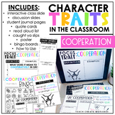 Character Education   Cooperation