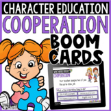 Character Education Cooperation BOOM cards