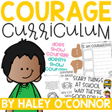 Social Emotional Learning: Courage {Lesson Plans and Activities}