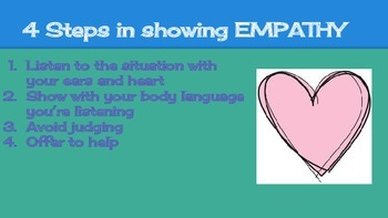 Character Education-Empathy