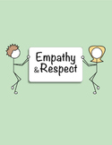 Character Education: Empathy and Respect Activities