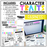 Character Education   Fairness