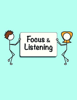 Character Education: Focus and Listening Activities
