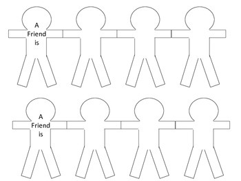Character Education: Friends vs. Bullies