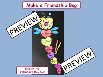 Character Education on Friendship with Emergent Readers