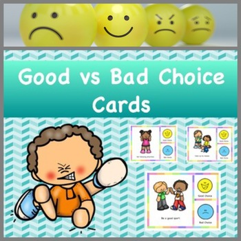 Social Skills: Good vs Bad Choices