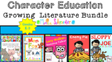 Character Education Growing Literature Bundle