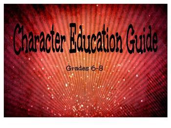 Character Education Guide- Empathy Sample