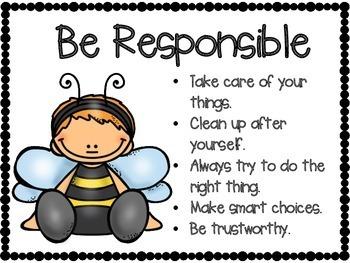 Character Education - 40+ Bumblebee Theme Character Traits