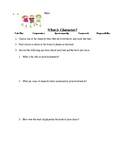 Character Education Homework