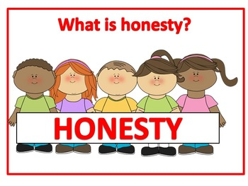 "Character Education, ""Honesty"""