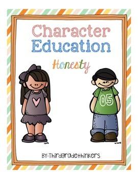 Character Education: Honesty (Editable)