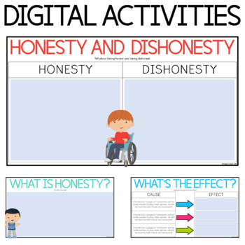 Character Education: Honesty {Lesson Plans and Activities}