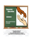 Character Education:  Kindness with The Elves and the Shoemaker book