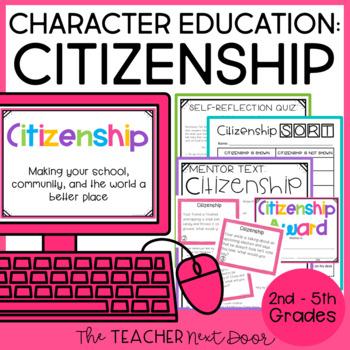 Character Education Kit: Citizenship