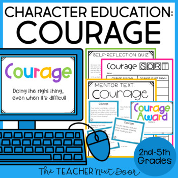 Character Education Kit: Courage