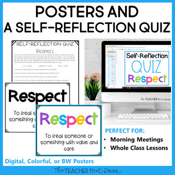 Character Education Kit: Respect