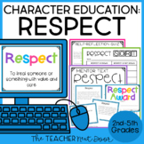 Character Education for 2nd - 5th Grades: Respect | Respec