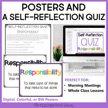 Character Education Kit: Responsibility