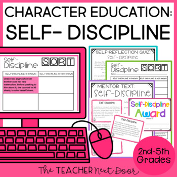 Character Education Kit: Self-Discipline