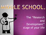 Customizable Character Education: Adjusting to Middle School & Preteen Years