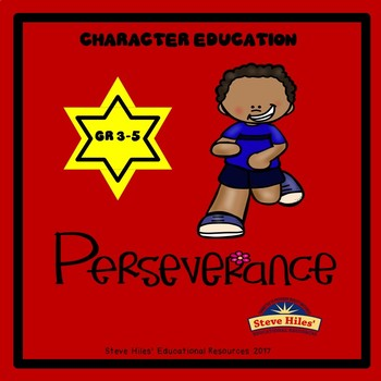 Character Education Lesson: Perseverance