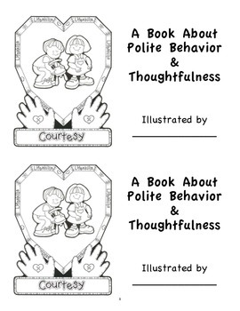 Character Education Lesson Plan - Courtesy