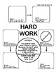 Character Education Lesson Plan - Hard Work