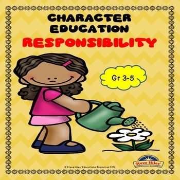 Character Education Lesson: Responsibility