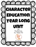 Character Education Lessons by Month